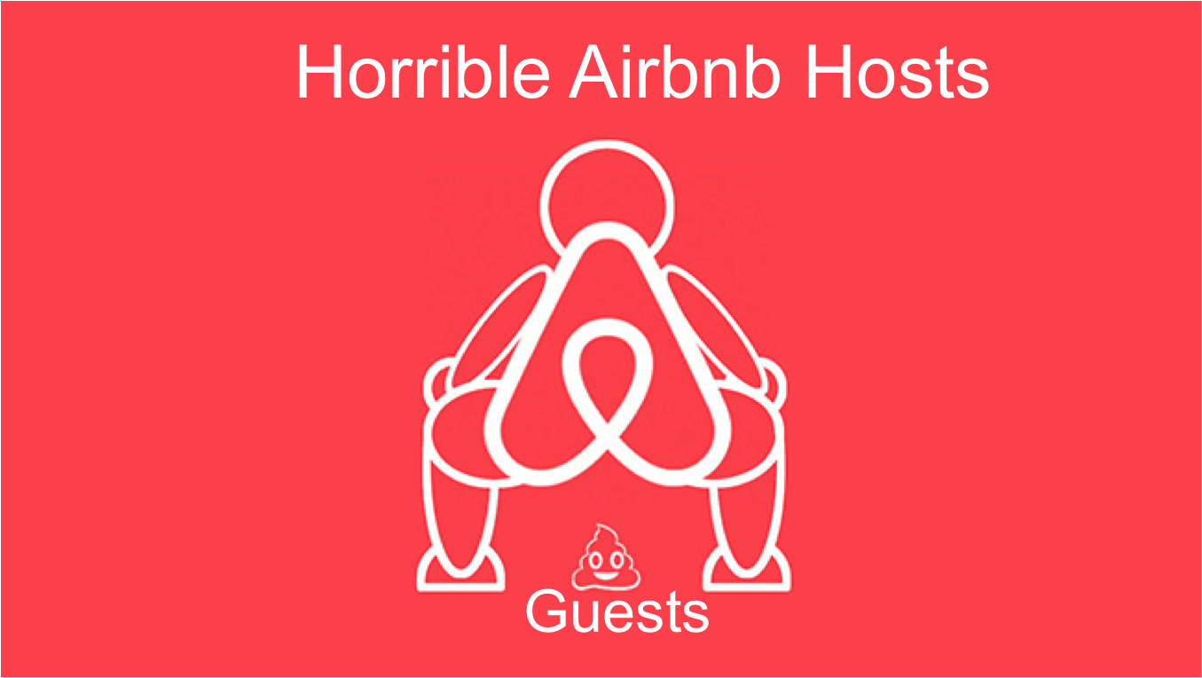 These People Should NOT host on Airbnb